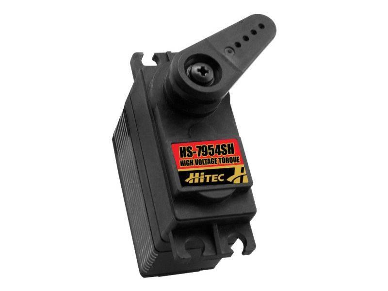 Hs 7954sh High Voltage High Torque Steel Gear Coreless