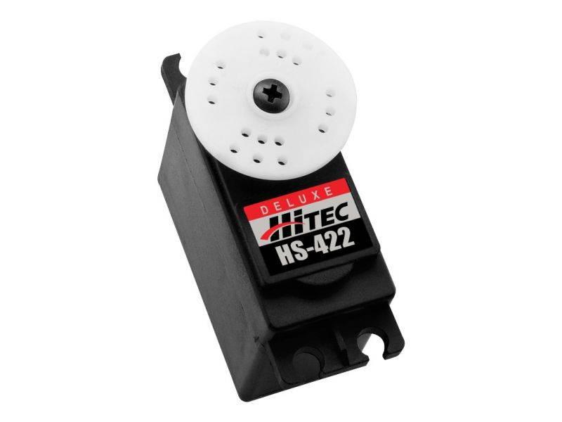 HS-422 Deluxe Standard Servo | HITEC RCD USA