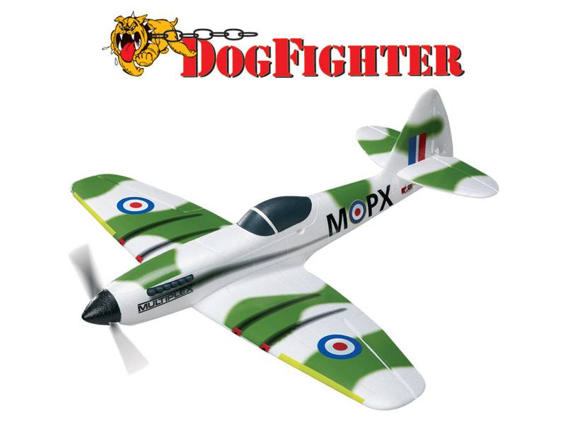 Dogfighter multiplex setup — photo 1