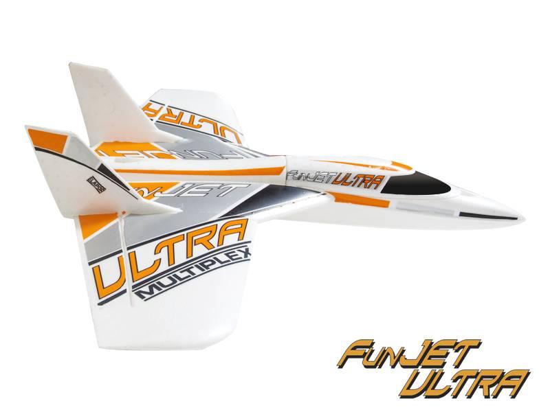 Multiplex FunJet Ultra | HITEC RCD USA