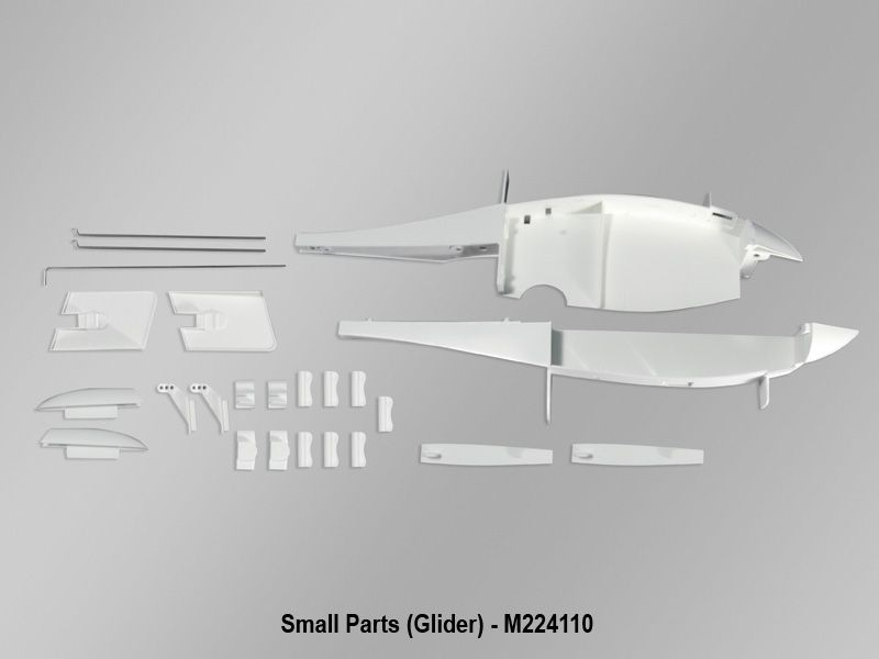 Parts Of A Glider